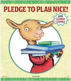 Activities for the book Llama Llama and the Bully Goat