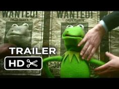 ▶ Muppets Most Wanted Official UK Trailer #1 (2013) - Tina Fey Movie HD - While on a grand world tour, the Muppets find themselves wrapped into an European jewel-heist caper headed by a Kermit lookalike and his dastardly sidekick.