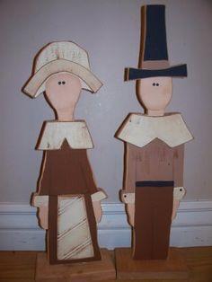 Wood Pilgrims