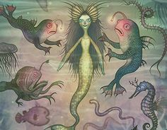 """Check out new work on my @Behance portfolio: """"Tales of the Sea"""" http://be.net/gallery/44511465/Tales-of-the-Sea"""