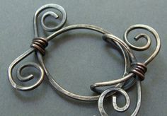 Garden Gate Clasp Tutorial | This tutorial will leave you in awe and loving wire jewelry tutorials!