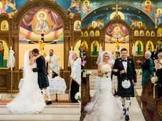 Real Wedding: Sabrina and Bancroft photographed by @Rodney Bailey Photography