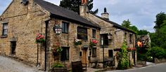 Situated in Hope, in the heart of the Peak District, the 16th Century Inn owes its name to being an overnight stopping point on the old salt carrying route from Cheshire across the Pennines to Yorkshire.