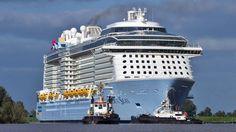 Quantum of the Seas: in viaggio verso New York prima nave smart al mondo – VIDEO