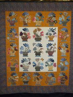 Simply Put Plus: Quilt Show Quilts part 2, Janet Rupp's After the Rain