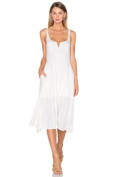 House of Harlow 1960 x REVOLVE Elle Tank Dress in Ivory | REVOLVE