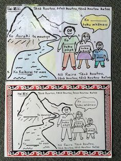 Engaging our learners in 21st Century Education: Visual Mihi