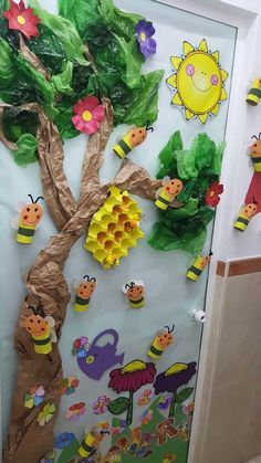 Summer Bulletin Board ideas to feed the sunny side of life - MyKingList.com