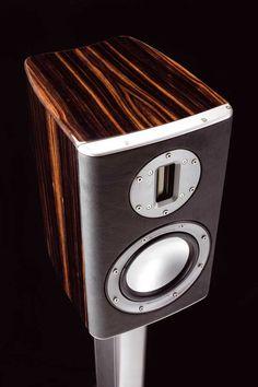 Monitor Audio Platinum : artful high-end speakers High End Speakers, Home Audio Speakers, Audiophile Speakers, Monitor Speakers, Diy Speakers, Audio Room, Bookshelf Speakers, High End Audio, Hifi Audio