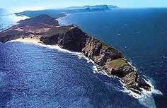 Cape Point in Cape Town is absolutely spectacular and it is famous for its baboons stealing food from visitors. A great place to see shipwrecks, excellent diving, beautiful beaches and of course superb hikes. Great Places, Places To See, Places To Travel, Most Beautiful Cities, Beautiful Beaches, Dream Vacations, Vacation Spots, Two Oceans Meet, Destinations