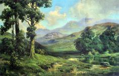 Mountain Valley, R. Atkinson Fox
