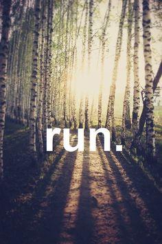 #run #hardlopen #bos