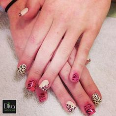 Classic Nails Design