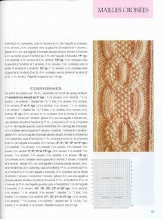 Marie Claire-Idees-400 Points de Tricot Point De Chevron, Marie Claire Idées b9d2d68ae57