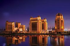 Starwood Hotels & Resorts is restarting two Middle Eastern projects put on hold during the downturn.