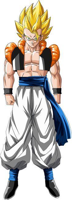 Gogeta ssj - Dragon Ball Z Dragon Ball Gt, Dragon Ball Z Shirt, Dragon Z, Akira, Goku Y Vegeta, Son Goku, Gogeta And Vegito, Vegito Ssj Blue, Manga Anime