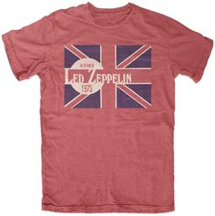 17db380a7a27 Led Zeppelin Evening Of Led Zep 1975 Rock Licensed Adult Shirt · Vintage  Concert T ShirtsVintage ...