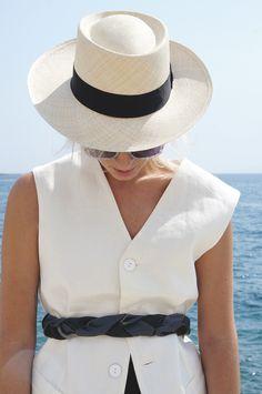 Ecua Andino Dumont panama hat
