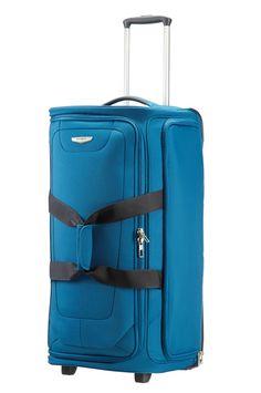 Brics Capri Mallette Ordinateur /à roulettes 55 cm Bleu Night Blue