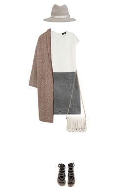 """""""lighter"""" by bellablondie ❤ liked on Polyvore featuring Nicholas, MANGO, rag & bone, TIBI and Proenza Schouler"""
