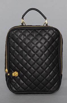The Donata Quilted Backpack by Nila Anthony