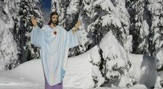 Atheists Fail to Topple 'Big Mountain Jesus' Statue - Montana's Attorney General has defended the placement of a 6 foot tall statue on a ski slope on federal land, presenting the state's position on Wednesday for the first time in a lawsuit brought by secular group seeking to have the decades-old monument removed