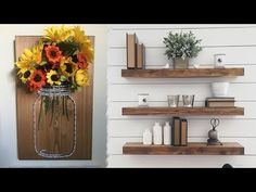DIY ROOM DECOR! 16 Easy Crafts Ideas at Home for Teenagers - Room Decor Ideas - YouTube
