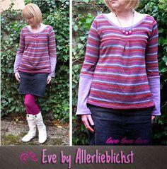 Shirt Eve by #Allerlieblichst