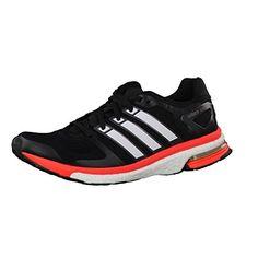 Adidas Adistar Boost ESM - Zapatillas de running para Hombre Negro, talla 45 - http://paracorrer.com/producto/adidas-adistar-boost-esm-zapatillas-de-running-para-hombre-negro-talla-45/