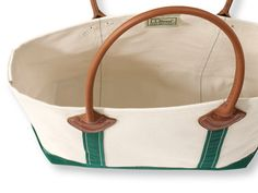 L.L.Bean Boat and Tote // A reader suggestion in answer to finding ...