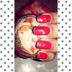 https://www.instagram.com/explore/tags/qteanails/ #Magic #Stars #nailart #nailsoftheday  #nailstoinspire  #nails2inspire  #likeforlike #like4like #qteanails #cute #christmas