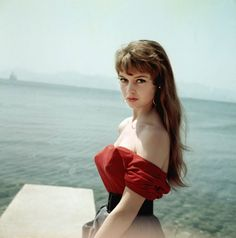19 year-old Brigitte Bardot at the Cannes Film Festival in Cannes, France. Photographs by Kary Lasch.