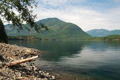 Sproat Lake, Pacific Rim, Vancouver Island, BC. Your West Coast.