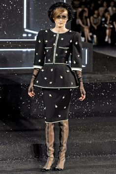 fall 2011 couture Chanel