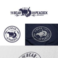 The Bear and Peacock 鈥?20Brewery/Distillery looking for logo design