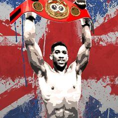 Anthony Joshua IBF World Heavyweight Champion