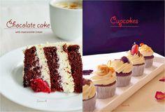 Alldayspice: Simplu: tort si cupcakes