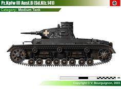 Pz.Kpfw III Ausf.B