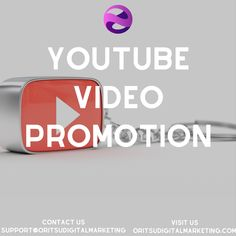 Inclusion in the package Promote video to an audience of people with engagement Gain viewers and like Delivery Time: Days Social Media Marketing Companies, Digital Marketing Services, Competitor Analysis, Competition, Promotion, Space, Amazing, Youtube, Inspiration