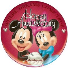 .WDW Anniversary