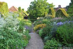 Сад Криса Гиселена в Бельгии | Ландшафтный дизайн садов и парков