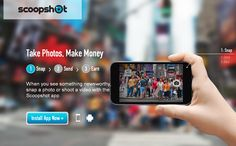 Earn Real Money With Your Smartphone Videos and Pictures