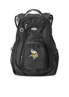 Denco  Minnesota Vikings Backpack - Online Only
