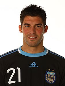 5b6665a5eb8 Catania have confirmed the signing of Argentine goalkeeper Mariano Andujar.  ABBEY ROGERS · argentina squad for world cup 2014