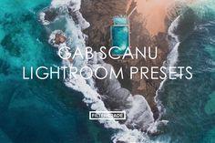 Gab Scanu Lightroom Presets