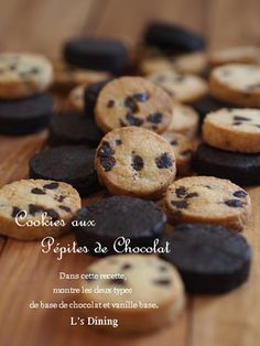 Sweets Cake, Cookie Desserts, Cookie Recipes, Sweets Recipes, Baking Recipes, Crispy Chocolate Chip Cookies, Homemade Sweets, Galletas Cookies, Baking And Pastry