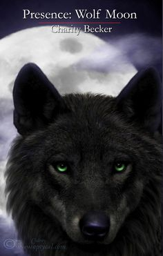 Presence: Wolf Moon by Charity Becker. Underground Society, Private Eye, Wolf Moon, Moon Print, Book Nooks, Werewolf, Book Publishing, Charity, My Books