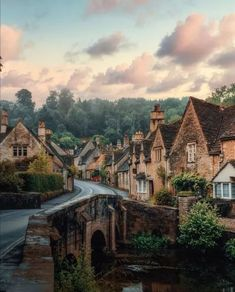 Mexican Hacienda, Places To Travel, Places To See, England Countryside, Castle Combe, Travel Aesthetic, Aesthetic Dark, Best Cities, Beautiful World