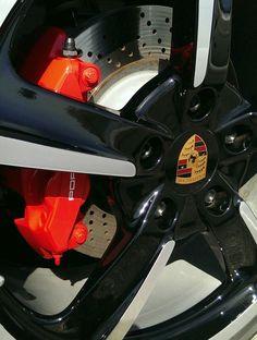Porsche rim and caliper, Puerto Banus - 14