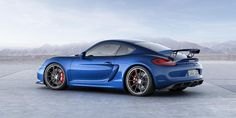 Porsche Cayman GT4 is manual-only, laps 'Ring in 7:40 - RoadandTrack.com
